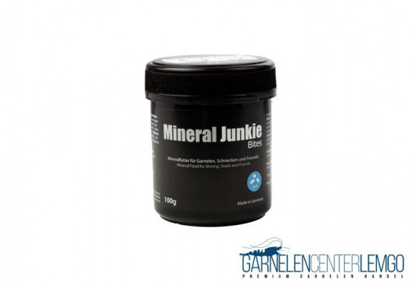 GG Mineral Junkie Bites 100g