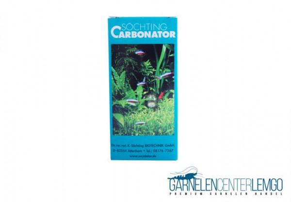 Söchting Carbonator CO2-Nachfüllpackung