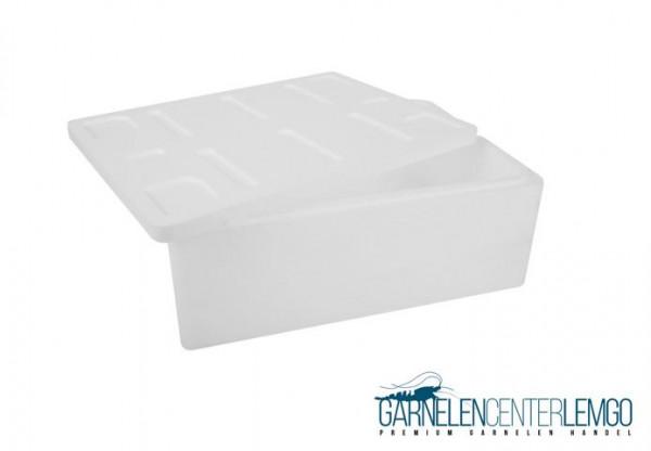 Styroporbox mit Deckel