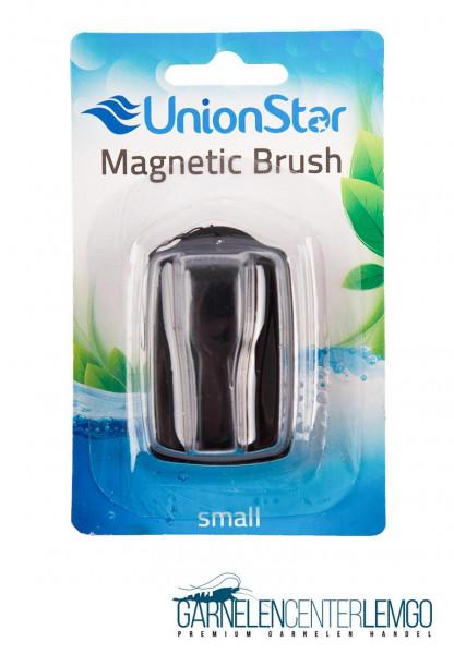 Aquarium Magnetreiniger S schwarz
