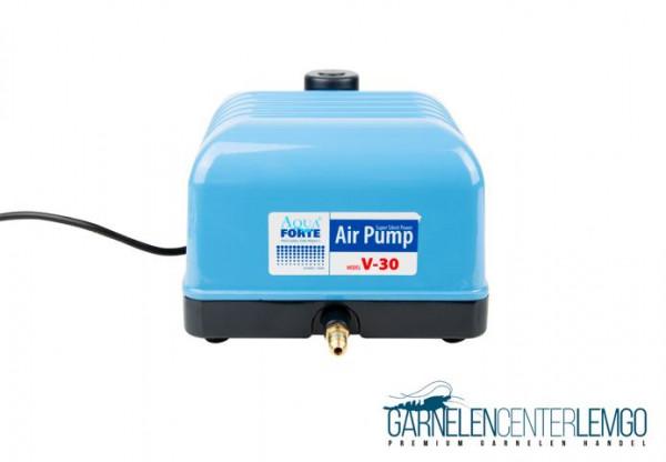 AquaForte V-30 Luftpumpe Hi-Flow