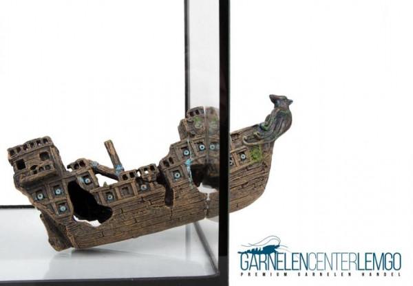 Magnetisches Schiffswrack, 2-teilig