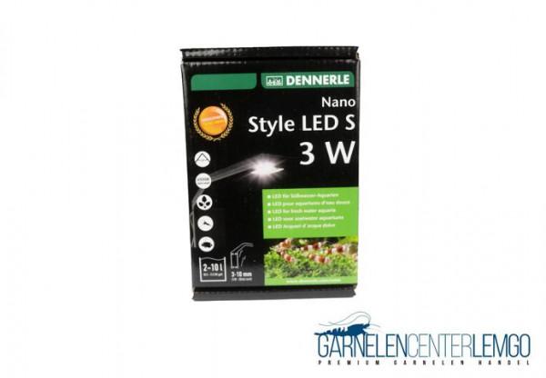 Dennerle Nano Style LED - S - 3W