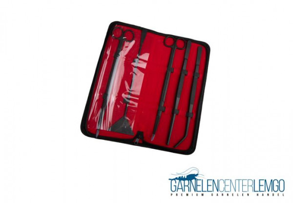 Aquascaping Tool Set Large - Black Edition - 30cm