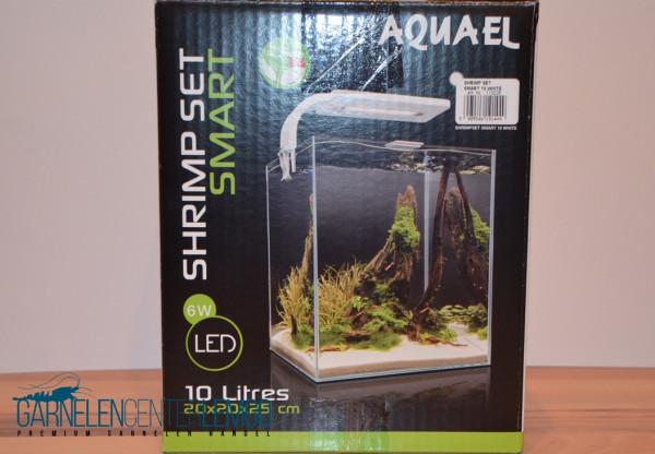 Aquael Shrimp Set Smart10 Liter weiß