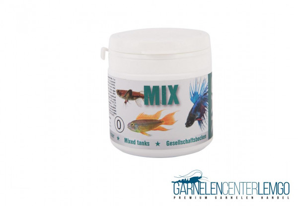 SAK Mix Granulat - Größe 0 - 150 ml