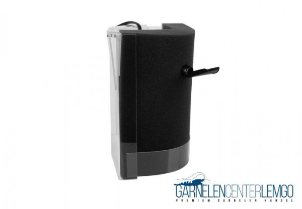 18cm HMF-Filter 45ppi mit Pat Mini-Adapter und Halteklammern