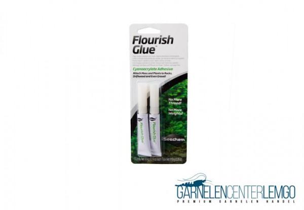 Seachem Flourish Glue - 2x4g Pflanzenkleber