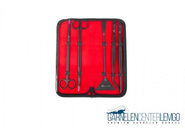 Aquascaping Tool Set Large, 30cm, GCL Black Edition