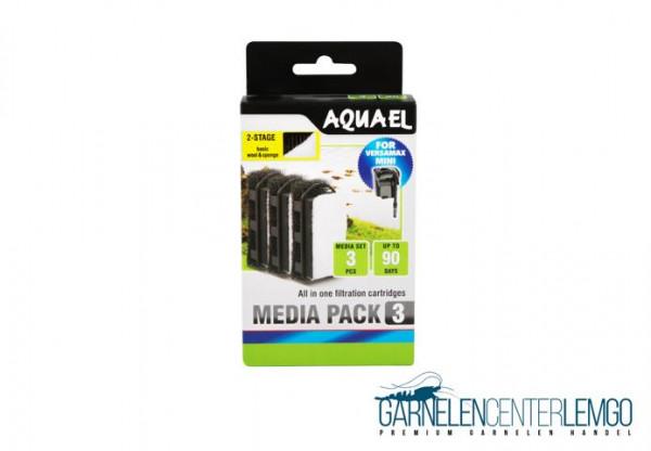Versamax Mini Ersatzfilter 3er Set Basic
