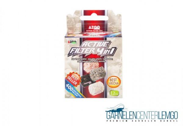 AZOO Filtermaterial für Mignon Filter 150