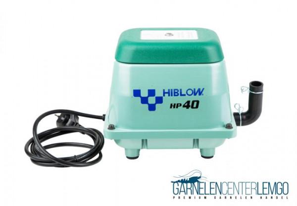 HIBLOW HP-40 Membranpumpe