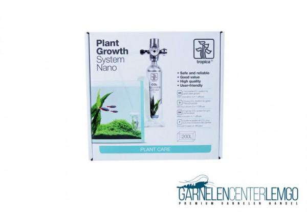 Tropica Plant Growth System Nano - CO2 Anlage