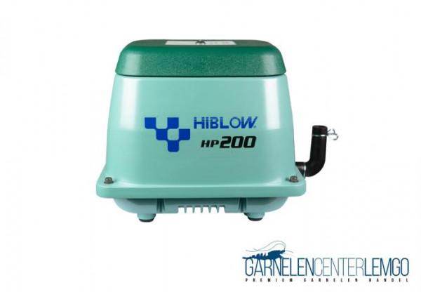 HIBLOW HP-200 Membranpumpe