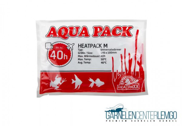 120 x Heatpack - 40 Stunden