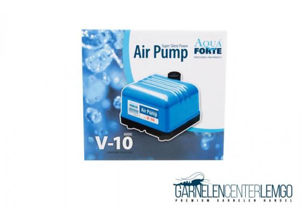 AquaForte V-10 Luftpumpe Hi-Flow