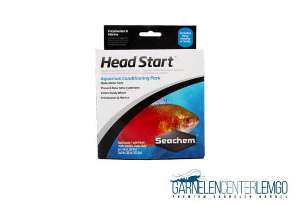 Seachem Head Start - Startpaket für die Einlaufphase