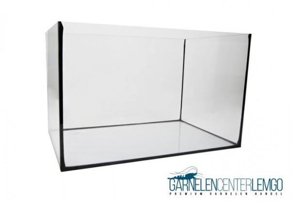 Aquarium Glasbecken 25 Liter - 40x25x25