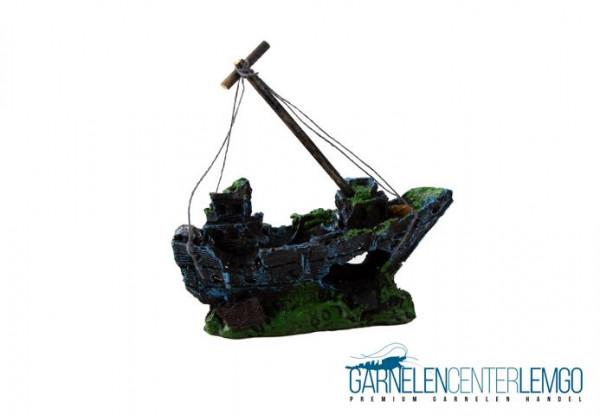 Deko Segelschiffswrack