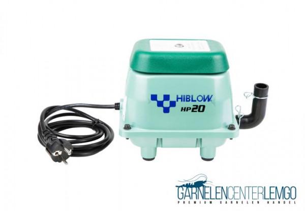 HIBLOW HP-20 Membranpumpe