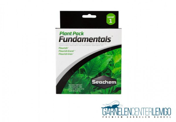 Seachem Plant Pack Level 1 - Fundamentals