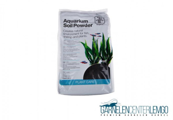 Aquarium Soil Powder - 3 Liter