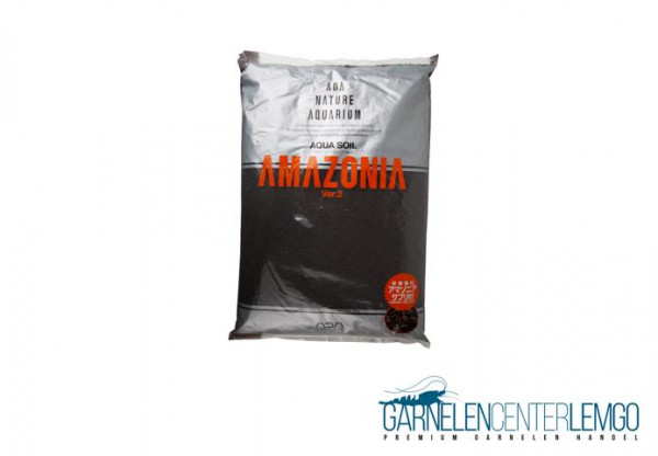 ADA Amazonia Aqua Soil Ver. 2 Aqua Soil - 9 Liter