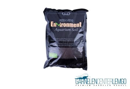 GlasGarten Environment Aquarium Soil Powder 4 Liter