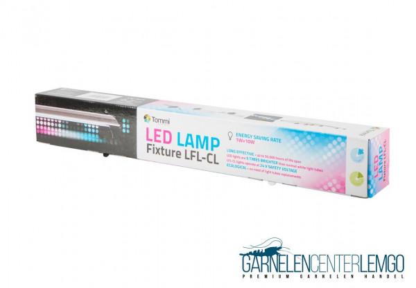 Aquarium LED Aufsetzleuchte LFL-CL 350 weiß