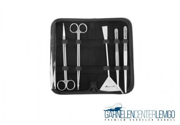 Aquascaping Tool Set, Extra Small für Kallax Aquarien, 20-25cm, GCL Edition