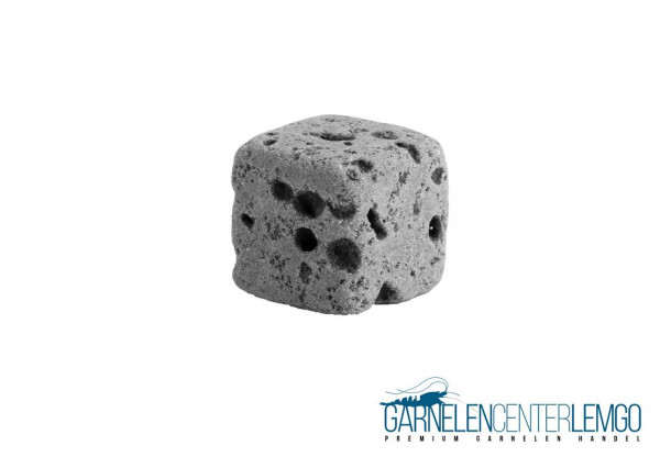 Nano Eco Bricks dunkel grau / Nano Würfel
