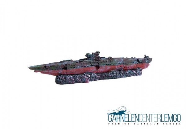Deko U-Boot Wrack